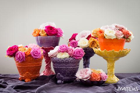 花瓶(フラワーアレンジメント)