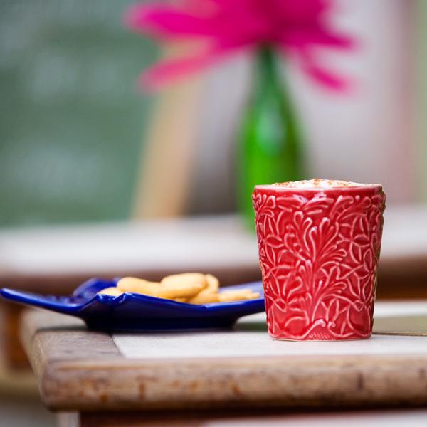 食器(カフェオレカップ)
