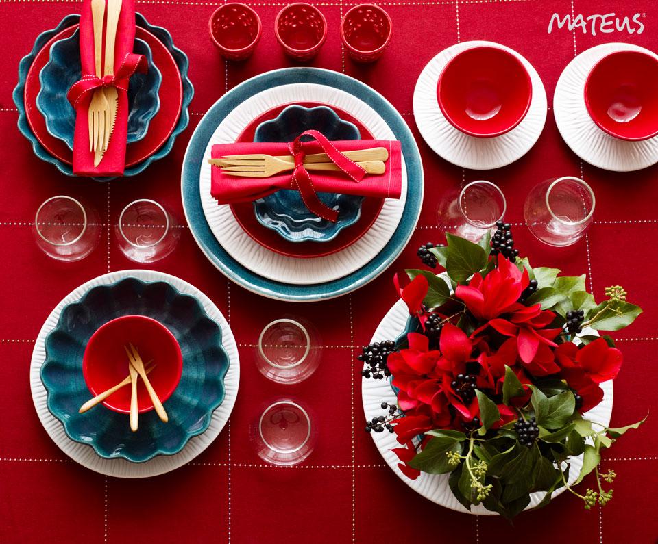 食器(クリスマス)