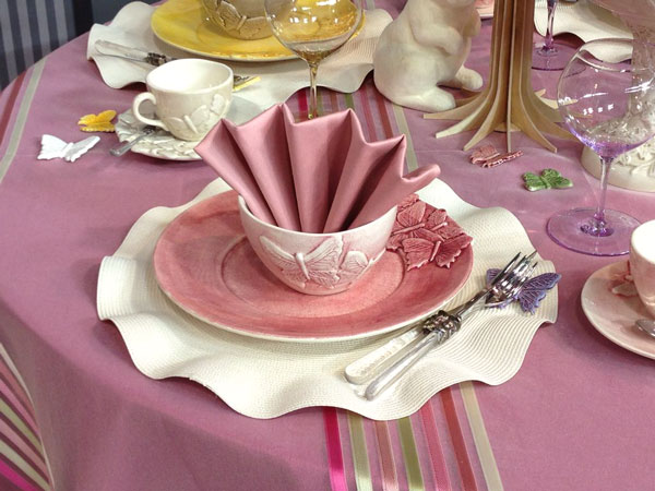 陶器製食器
