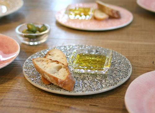 前菜皿(チーズプレート)
