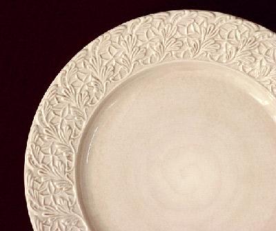 白い食器(ディナー皿)