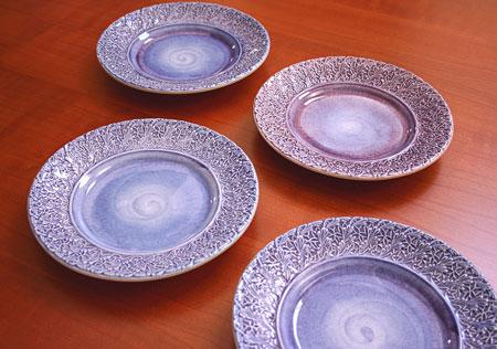 食器(丸皿)