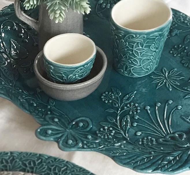 北欧食器(マグカップ)