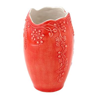 陶器製花瓶
