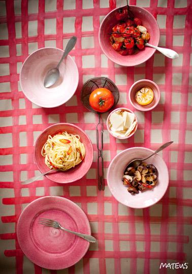 食器(パスタ皿)