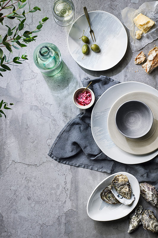 北欧食器マテュース テーブルコーディネイト