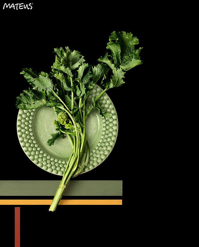バブルスコレクション グリーン食器art