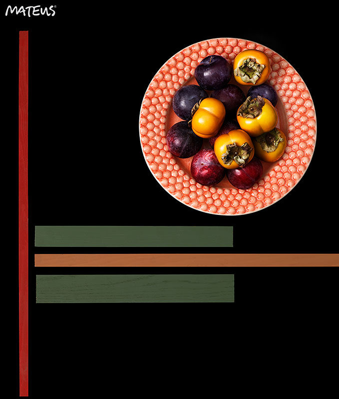 バブルスコレクション オレンジ食器art