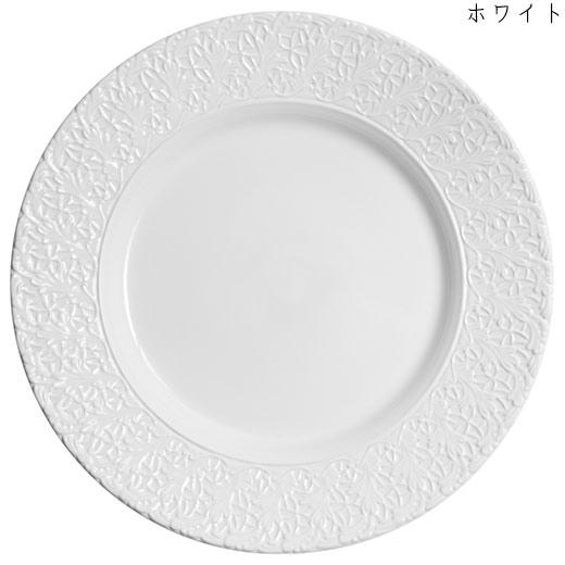 レースプレート(大皿) 32cmホワイト