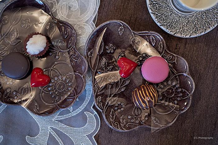 エリスマン邸でのバレンタインテーブル