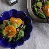 ブルーの食器はお料理好きの男性にも人気