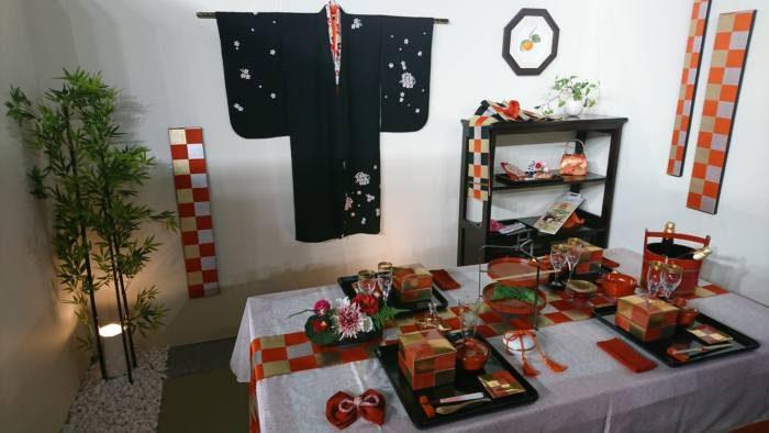 福田博子様テーブルウェアフェスティバル