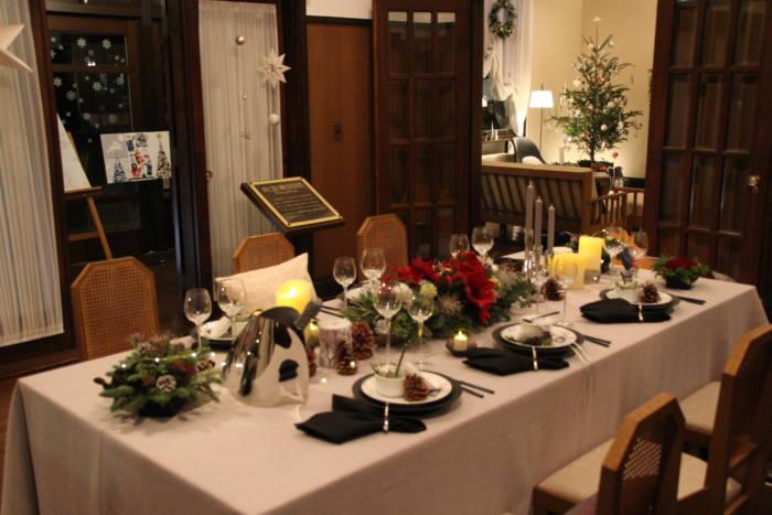 山本直子様 クリスマスのイベント