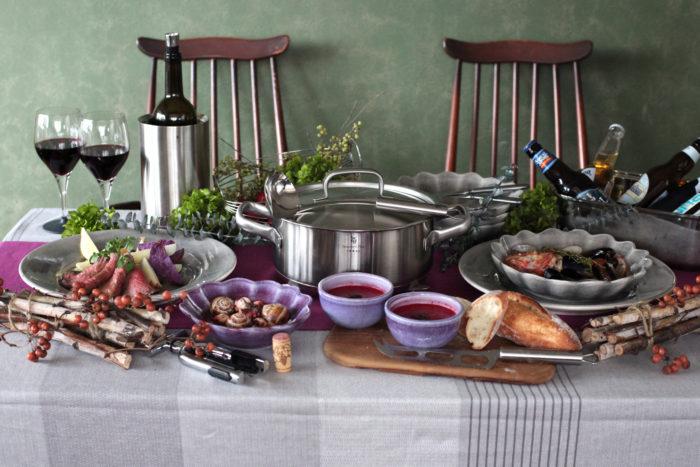 MATEUSの食器でクリスマスやお正月パーティーに!
