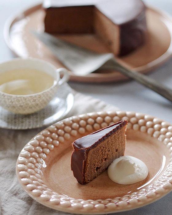 インスタ映えするケーキ皿