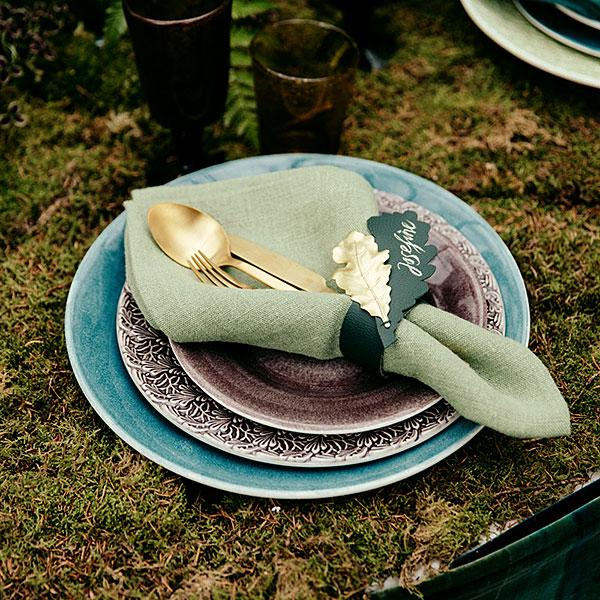 食器(位置皿)