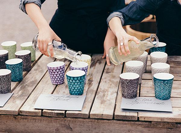 コーヒーカップ スウェーデン食器