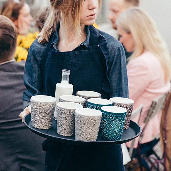 コーヒーマグカップ イメージ画像