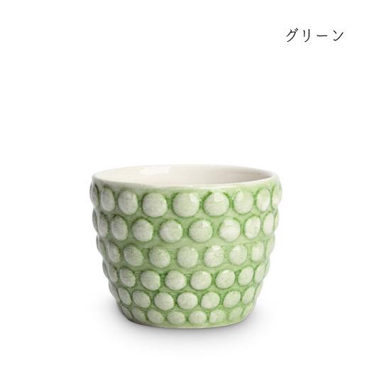 バブルス エッグカップ グリーン