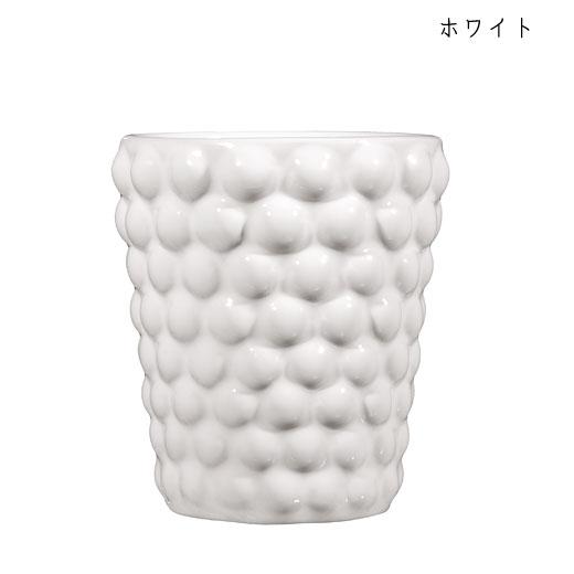 バブルス ミディアムカップ H10cmホワイト