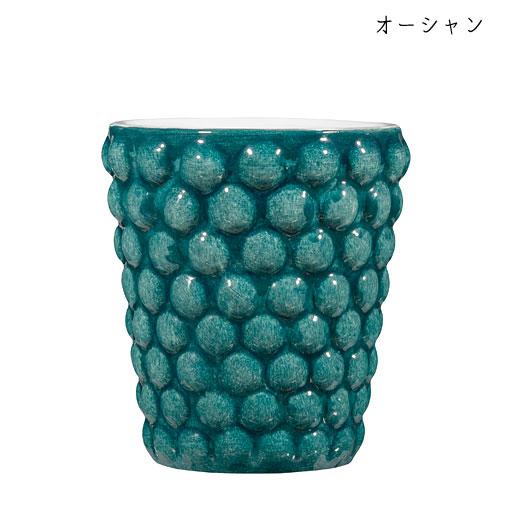 バブルス ミディアムカップ H10cmオーシャン