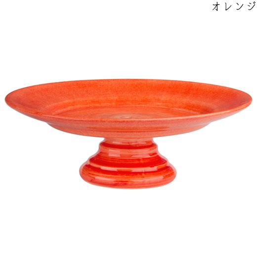ケーキスタンド オレンジ