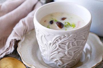 陶器製エスプレッソカップ