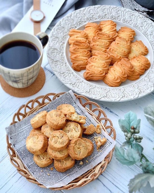 小嶋ルミ先生のクッキーとお皿