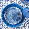 ブルー系の食器でこれぞインスタ映えなスタイリング写真