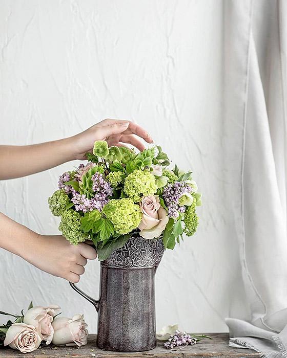 インスタ映えするおしゃれな花瓶