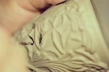 北欧食器ブランドのキャンドルホルダー製作動画
