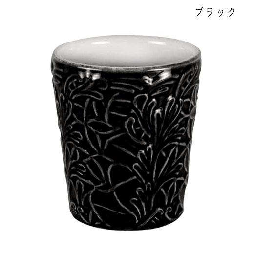 レースミディアムカップ H10cmブラック