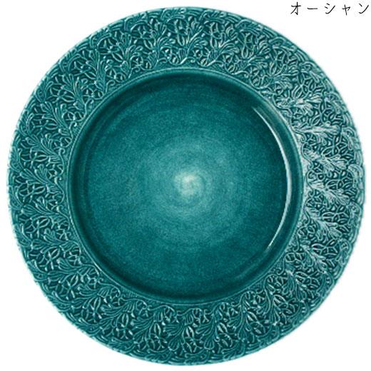 レースプレート(大皿) 32cmオーシャン