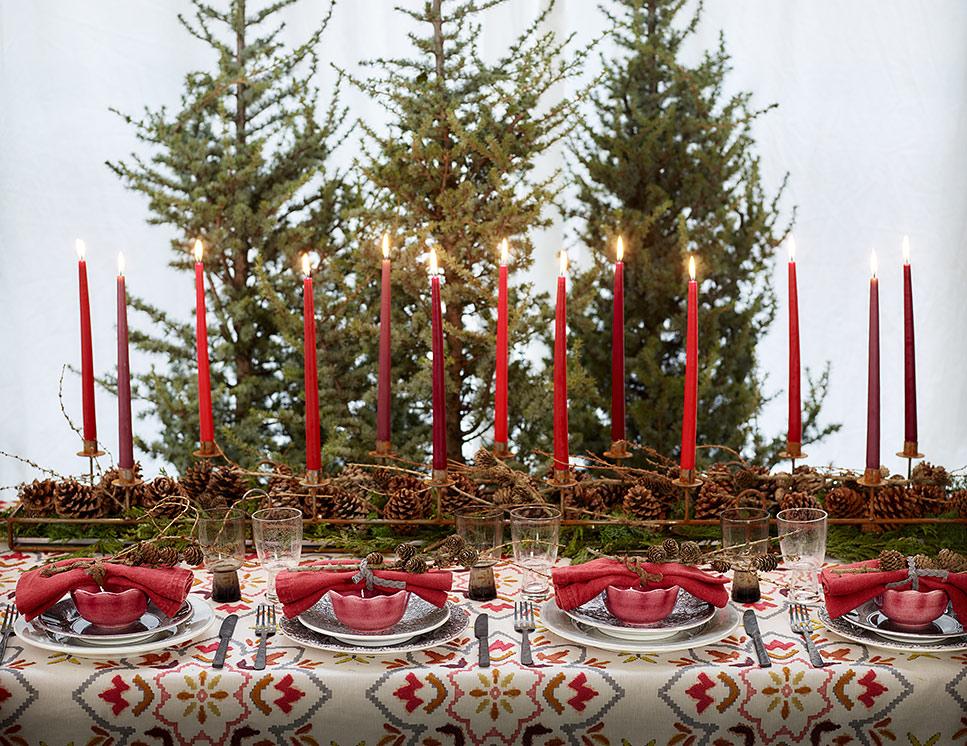 MATEUSのクリスマスデコレーション