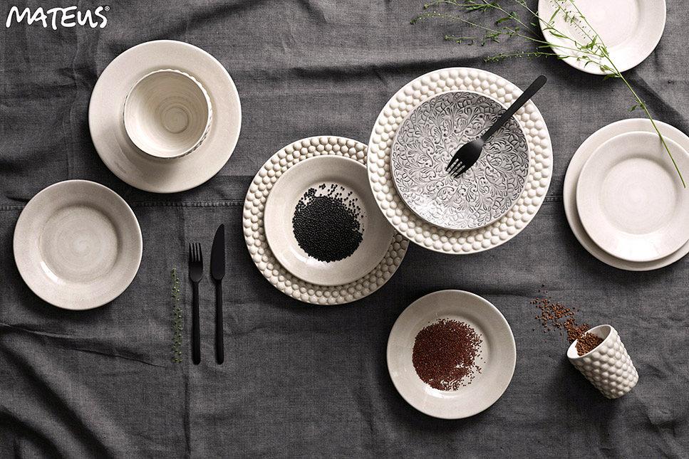 北欧食器 テーブルコーディネート