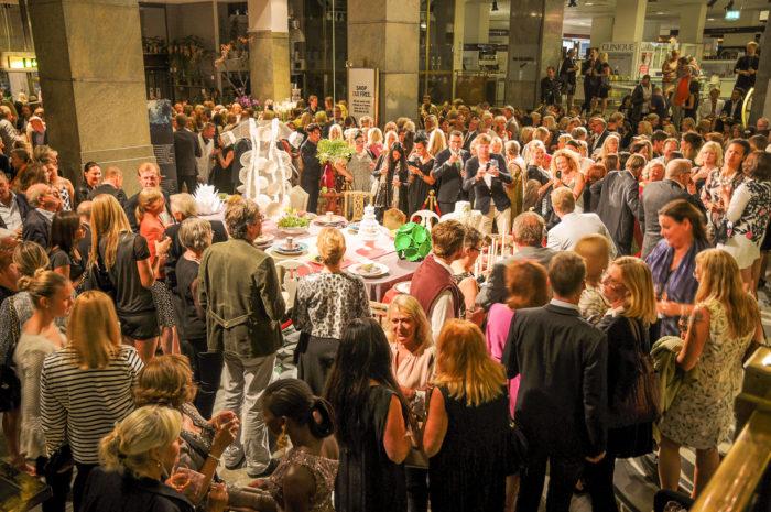 20周年記念パーティー(スウェーデンNK2013年)