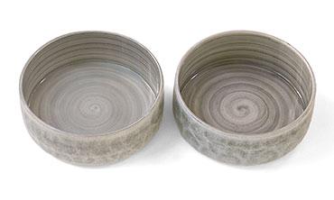 MSY 陶器のボウル比較