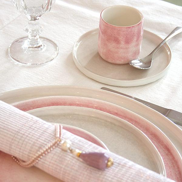 おしゃれな北欧食器のエスプレッソカップ&ソーサー