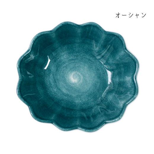 オイスターボウル(楕円深皿)オーシャン