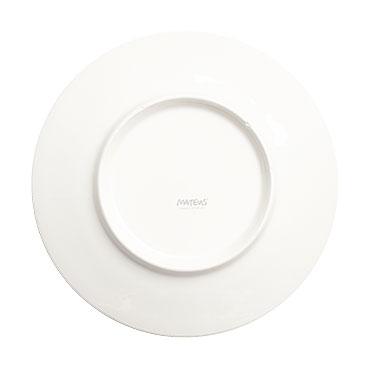 20CM皿の裏面ロゴ