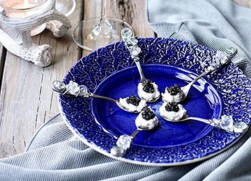 盛り方に工夫してお正月にぴったりな一皿に。