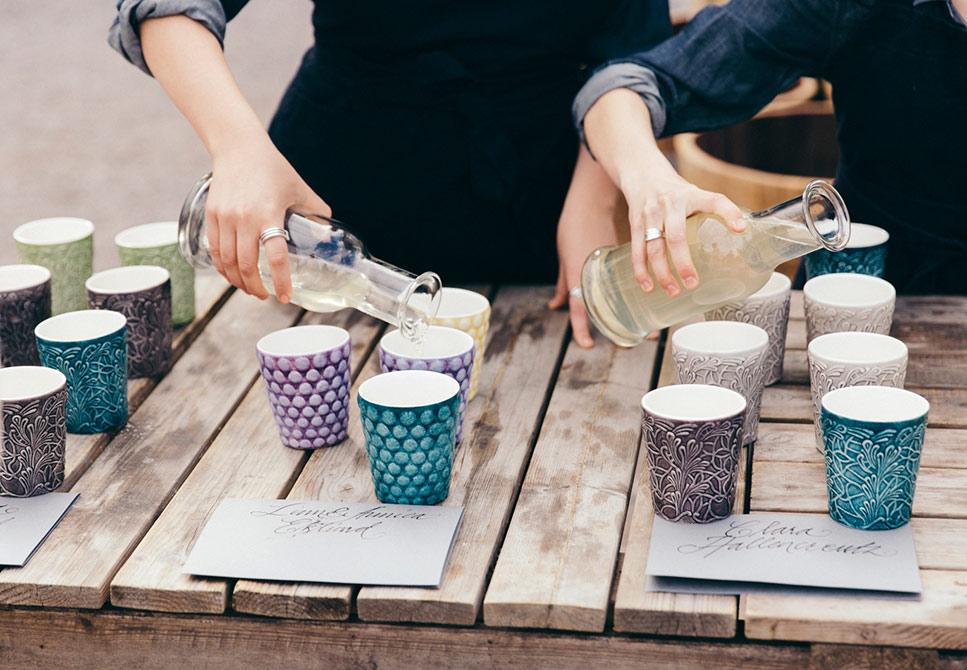 rosendals-tradgard おしゃれなガーデンカフェ
