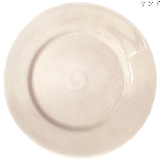 ラウンドプレート(大皿) 31cmサンド