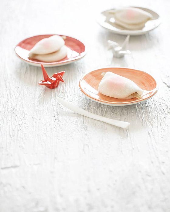 スウェーデンの食器マテュースの小皿