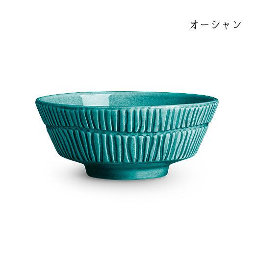 stripes-bowl-15cmオーシャン