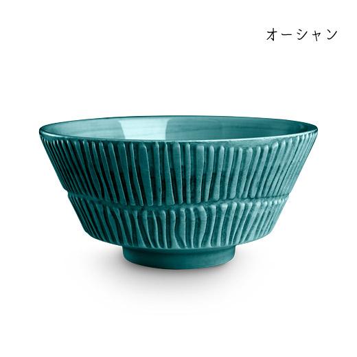 stripes-bowl-16cmオーシャン