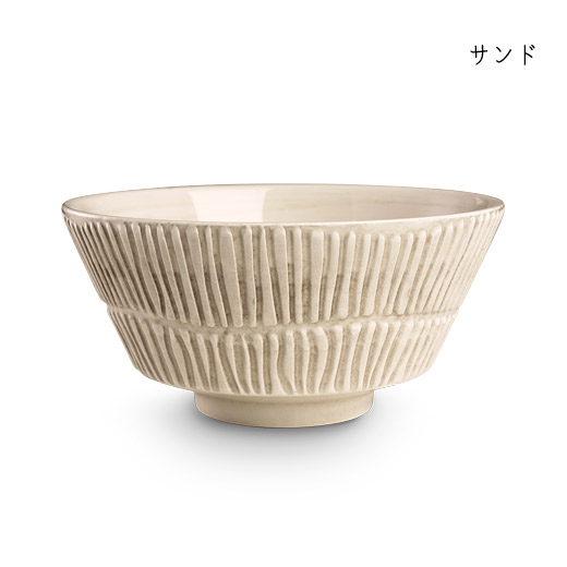 stripes-bowl-16cmサンド
